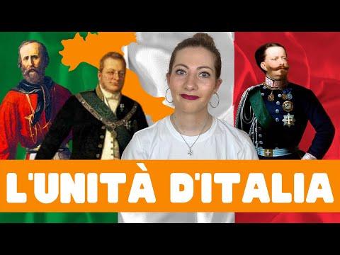 L'UNITÀ D'ITALIA: eventi e protagonisti delle 3 Guerre d'Indipendenza italiane (Risorgimento) 🇮🇹