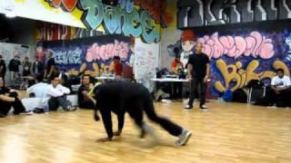 SLO Underground B-boy Jam 2: Chris-Styles vs TJ vs Eric