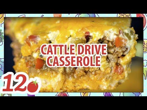 How to make: Cattle Drive Casserole Recipe