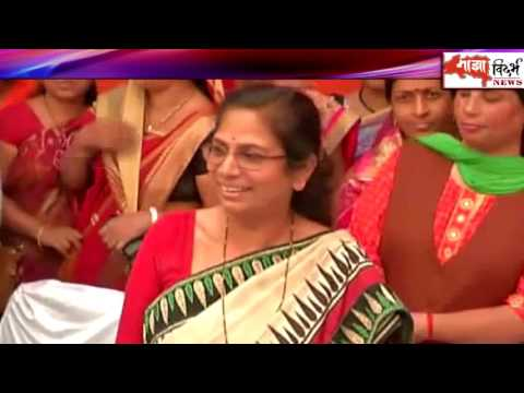 New Mayor of Nagpur   Nanda Jichkar   Nagpur NMC News Update
