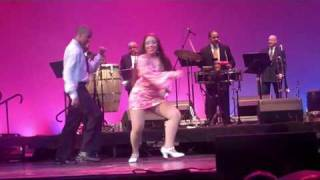 Bugaloo-Salsa Dance Performance at Lehman Center- 12/5/09