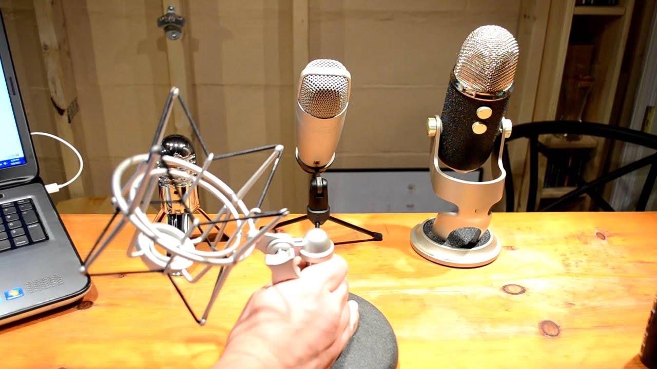 Size No Audio Comparison Of Blue Yeti Pro Samson Co1u