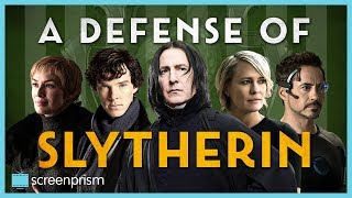Harry Potter: A Defense of Slytherin