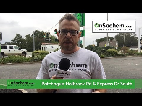 Sachem Intersection #2 For Most Accidents