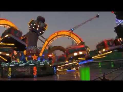 kermis breda najaar 2018 - youtube