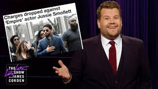 Jussie Smollet Joins the Total Exoneration Club