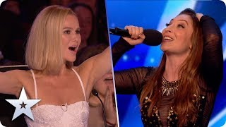 Unforgettable Audition: Jess Robinson | Britain's Got Talent