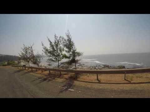 Great coastal road, Maharashtra