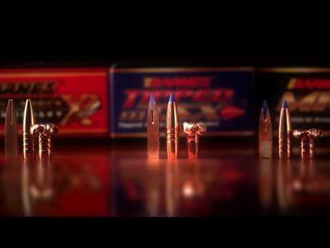 Barnes TSX TTSX MRX Bullets