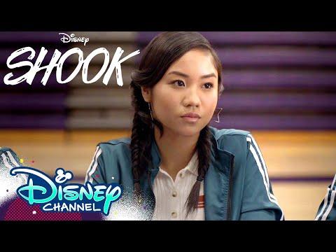Meet Liberty! | Teaser | SHOOK | Disney Channel