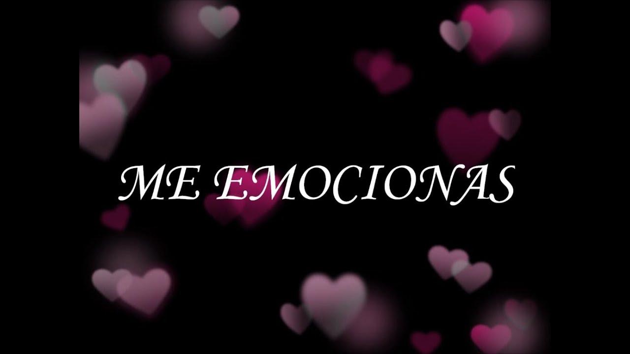 Gerardo Ortiz Me Emocionas Letra