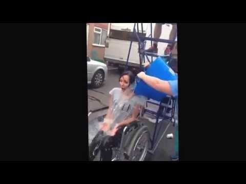 Amanda Mealing ALS IceBucketChallange