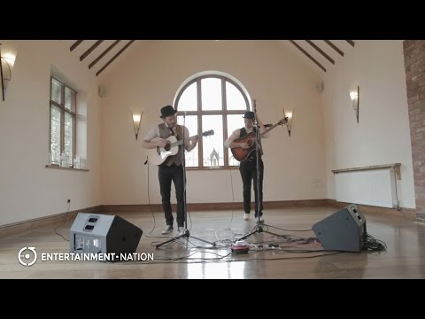 Peaky Blinders - Folky Pop Fun Duo - Entertainment Nation