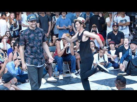 Popping Finals - Vancouver Street Dance Festival 2016 - VSDF 2016
