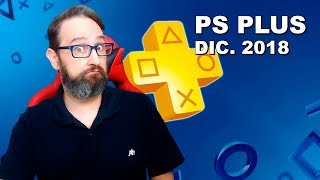 Estos son los juegos GRATIS con PS Plus de Diciembre 2018