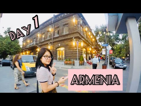 Yerevan Armenia Tour - Day 1