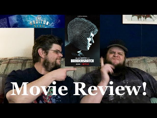 Black Mirror: Bandersnatch - Netflix Movie Review!