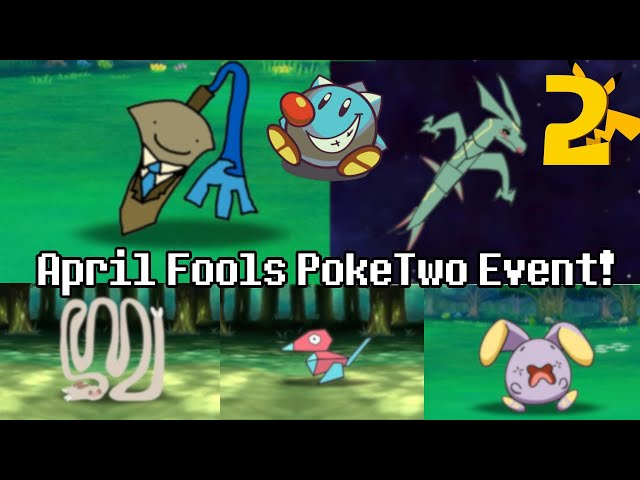 🔴SirTapTap Reacts: PokeTwo April Fools Sprites | Incense Farming (Part 1)
