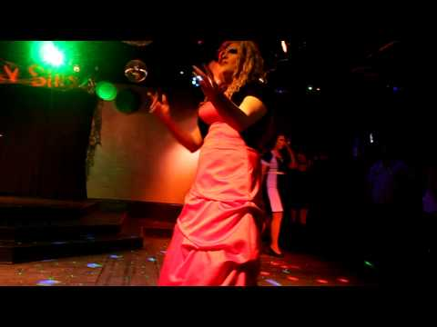 Karman Sutra Celeste Perfoming At The 7 Deadly Sins Show @ Gios Club & Bar