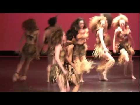 Africa - IASAS Dance 2010 (ISKL)