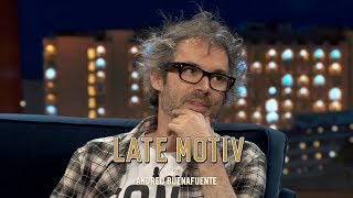 LATE MOTIV - James Rhodes. A pelo, sin traductor | #LateMotiv564