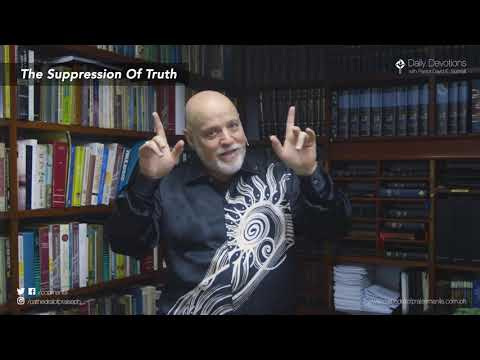 18 JUL - The Suppression Of Truth
