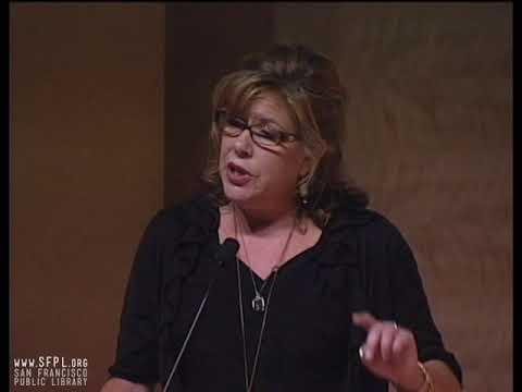 2009 Litquake Kirsten Saxton at the San Francisco Public Library