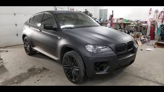 I Bought My Wife Her Dream Car BMW X6 For Christmas From COPART