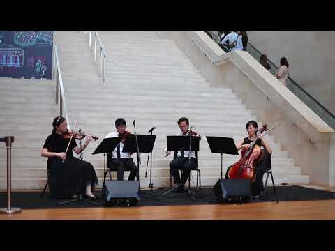 Romance (The Gadfly Suite) - Shostakovich - Arpeggione String Quartet (Singapore)