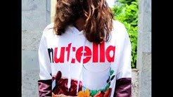 Serpent Urban Clothing 2017 Collection : Nutella hoodie !