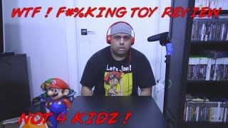 ho ho let me take a selfie wtf f king toy review 02 stinky the garbage truck reaction