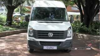 Nueva Volkswagen Crafter en Colombia Lanzamiento Facelift.