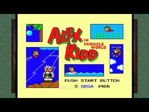 Rage Quit  Alex Kidd in Miracle World  Rooster Teeth