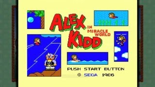 Rage Quit - Alex Kidd in Miracle World