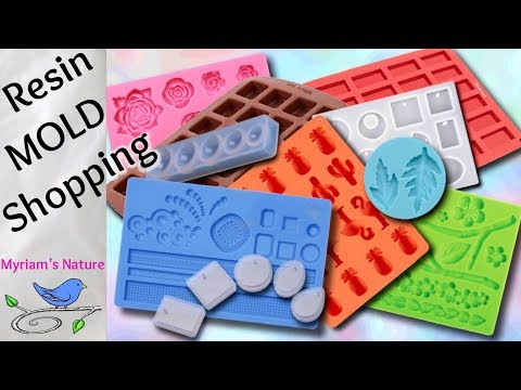 78]-😱-unexpected-fun-molds-for-resin-😄-let's-go-shopping!