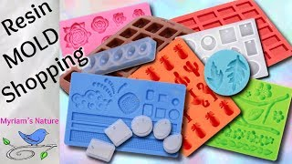 78] 😱 Unexpected fun Molds for Resin 😄 Let's Go SHOPPING!