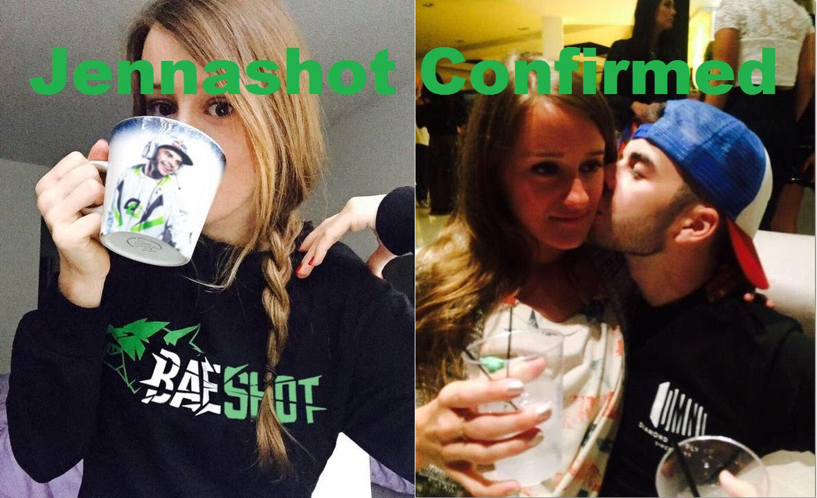 ijustine and nadeshot dating sim
