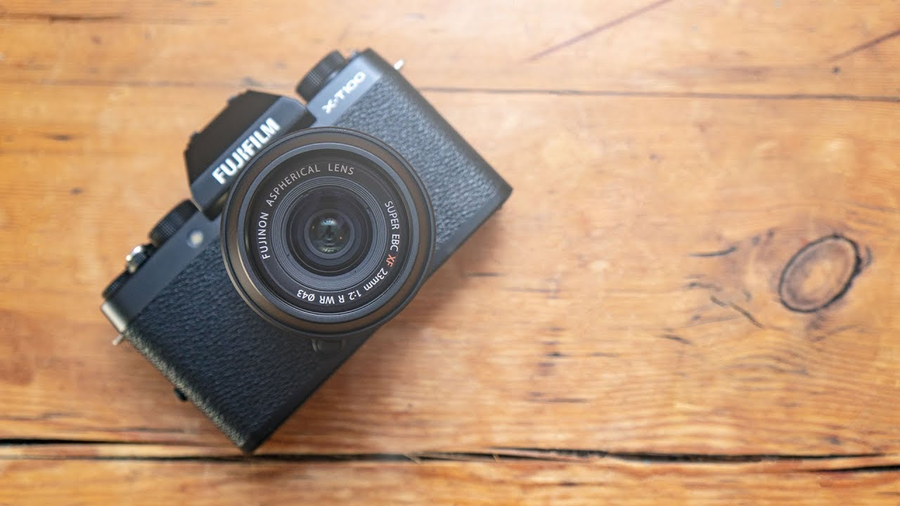 Fujifilm X-T100 :: The New Best Deal In Photography?