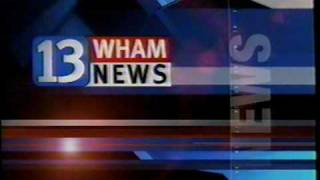 13 WHAM News @ 6 - Open