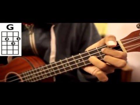 dil amar-full ukulele tutorial with chords & cover (bangla)