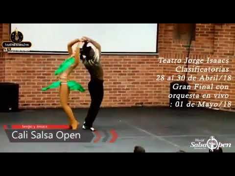 Cali Salsa Open 2018
