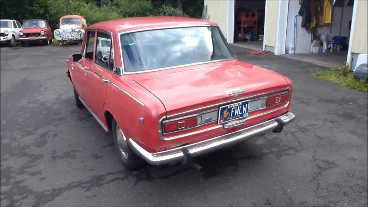1969 Toyota Corona Youtube