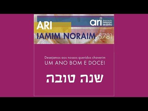 Manhã De Rosh Hashana - 1º Dia
