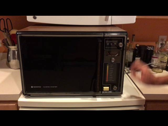 microwave oven case study