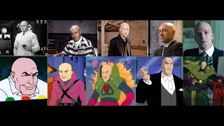 Lex Luthor - Evolution in cinema and TV