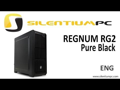 SilentiumPC Regnum RG2 Pure Black - official product release