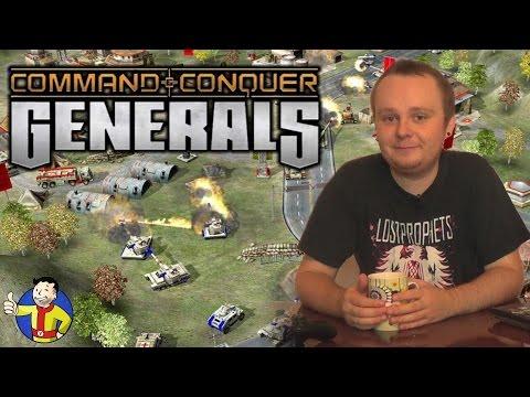 Обзор Command & Conquer: Generals - лучшая стратегия 2003 года
