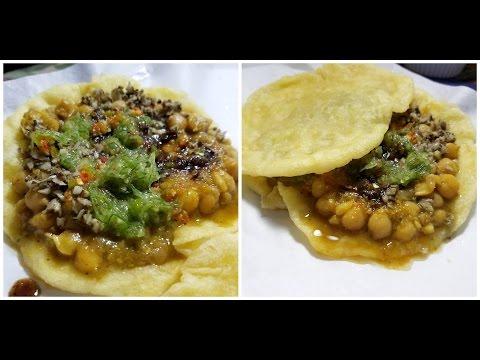 The Ultimate Trinidad and Tobago Doubles Recipe | Trinidad Street Food | Taste of Trini