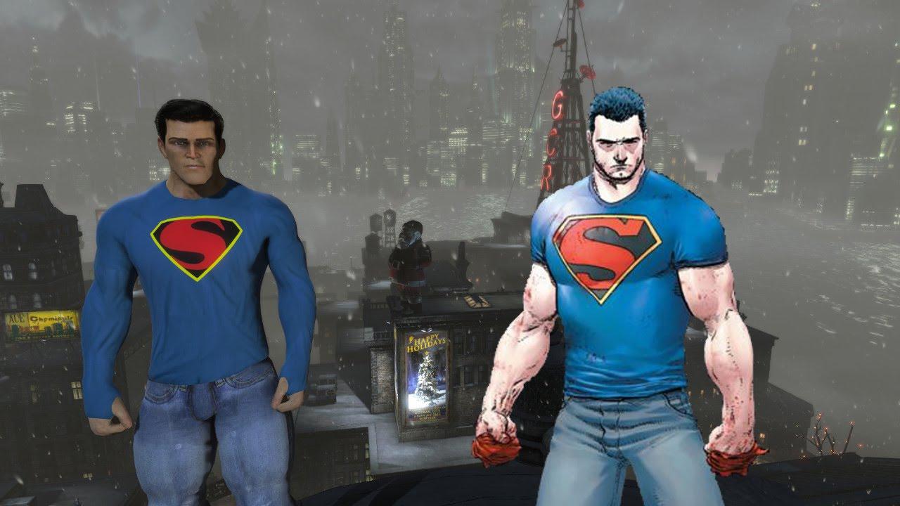 BATMAN v SUPERMAN - Naked Truth - YouTube