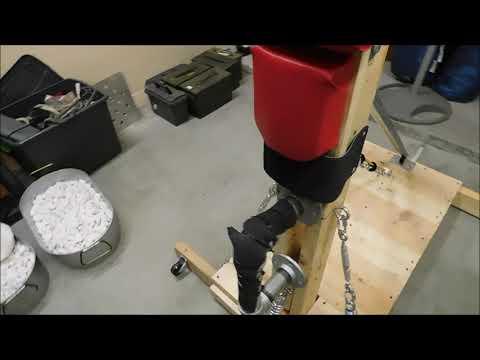 DIY wooden dummy - Sorta....